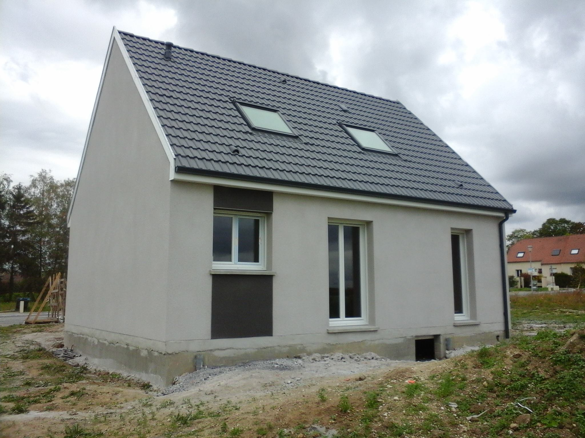 Cout construction maison individuelle cout de for Cout construction maison 150m2