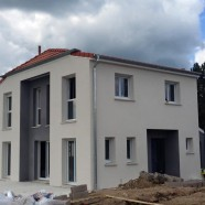 Construction d'une maison Mikit contemporaine Delphie en France