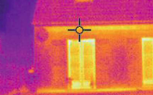Image camera thermique