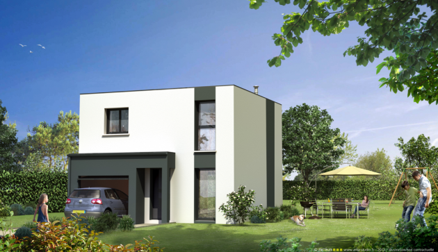 Prix construction maison individuelle mikit construire for Prix construction maison 90m2